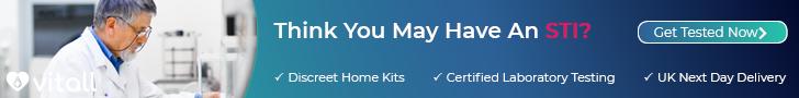 female STI home testing kit