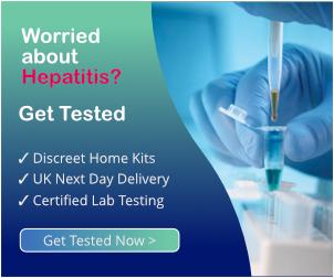 hepatitis B & C home test kit