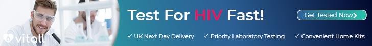 HIV 1 & 2 home test kit