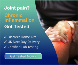 chronic inflammation CRP home test kit