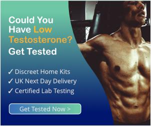 testosterone home test kit